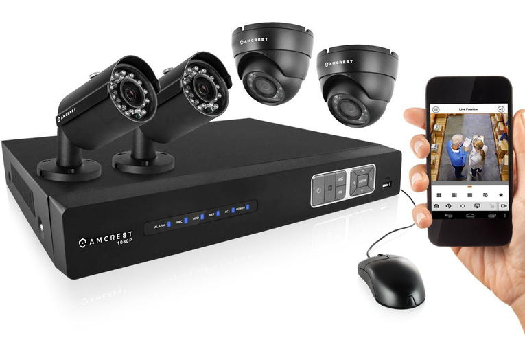 Amcrest Security Camera and NVR Systems Guide - VueVille.com