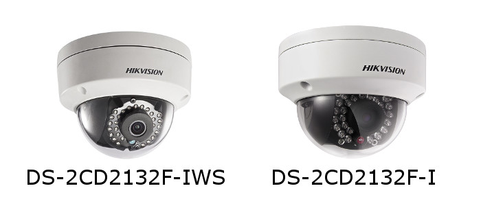 DS-2CD2132F-IWS vs. DS-2CD2132F-I - Comparison - VueVille.com