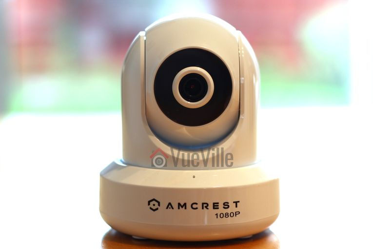 Hands-on Review: Amcrest ProHD 1080p Wireless Indoor IP PTZ