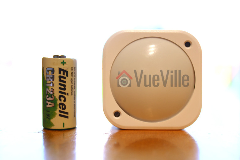 Aeon Labs Aeotec Multisensor 6 Review - Size Comparison - VueVille