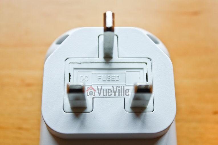 Greenwave 1-port Powernode - Pins View - VueVille