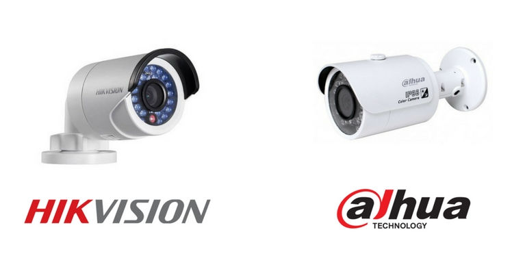 Hikvision Vs Dahua The Most Popular Ip Cameras Compared