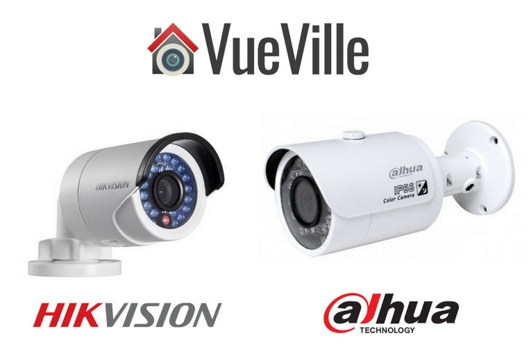 Hikvision vs. Dahua - VueVille.