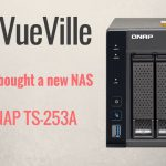 I just bought a new NAS - QNAP-TS-253A - VueVille.com