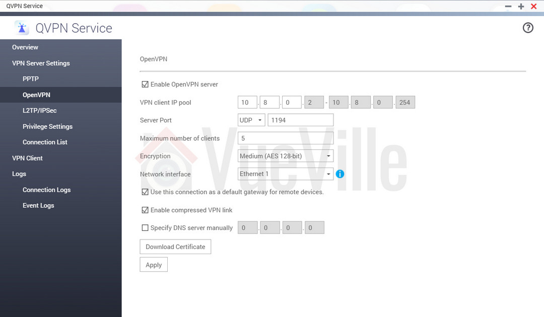 How-to: View your Home Security Cameras or NVR Remotely using a VPN