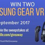 Win Gear VR - September 2017 - VueVille
