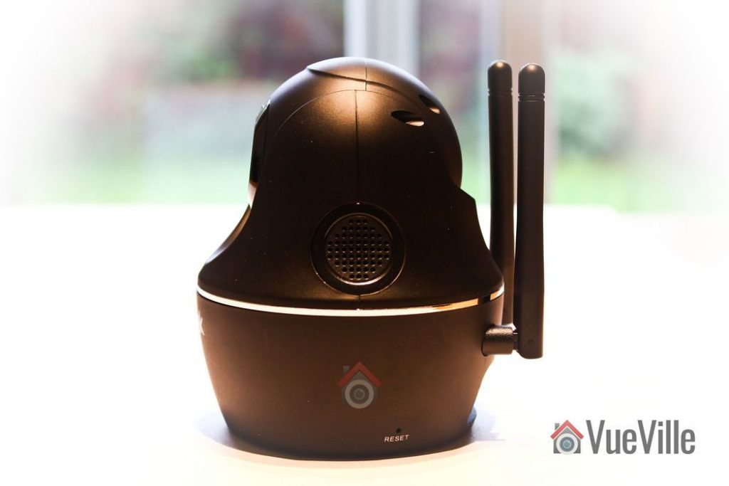 Side View 2 - Reolink C1 Pro Review Pan-Tilt Indoor Security Camera - VueVille