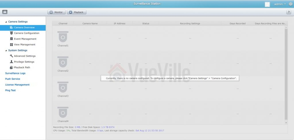 Surveillance Station - How to set up your own DIY NAS NVR using QNAP Surveillance Station - VueVille