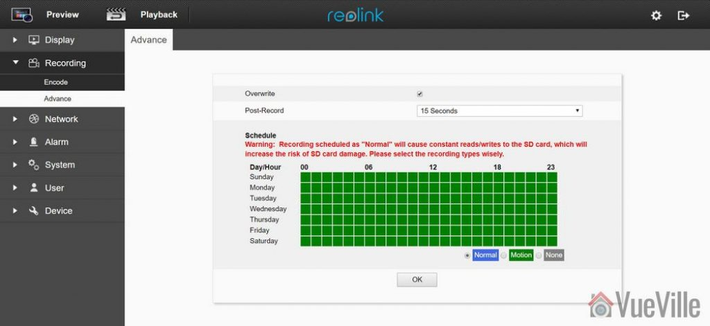 reolink super password download