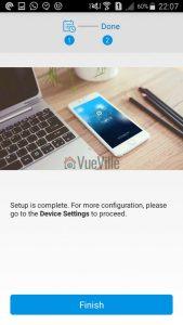 Reolink App Init Complete - Reolink C1 Pro Review Pan-Tilt Indoor Security Camera - VueVille