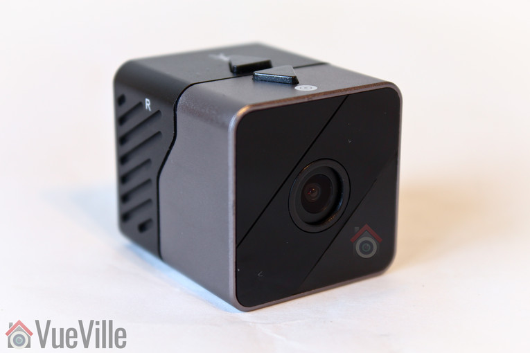 Review - Conbrov T33 - 1080p Portable Hidden Spy Camera - Back View