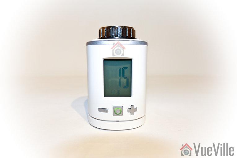 Review - Z-Wave Eurotronic Spirit Smart Radiator Thermostat - Setup - Node