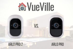 Arlo Pro 2 vs  Arlo Pro - What's the difference? - VueVille