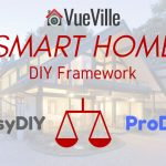 Smart Home DIY Framework - VueVille