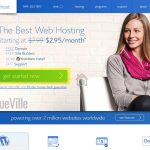 BlueHost Signup 1 - How to set up a money making blog - VueVille
