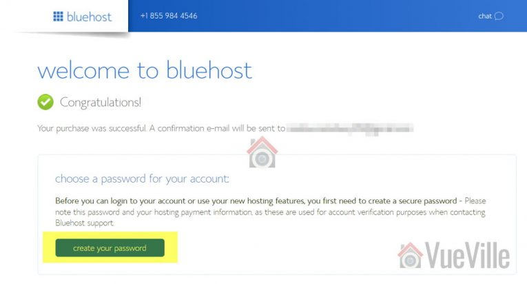 BlueHost Signup 5 - How to set up a money making tech blog - VueVille
