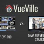 QNAP QVR Pro vs Surveillance Station - VueVille