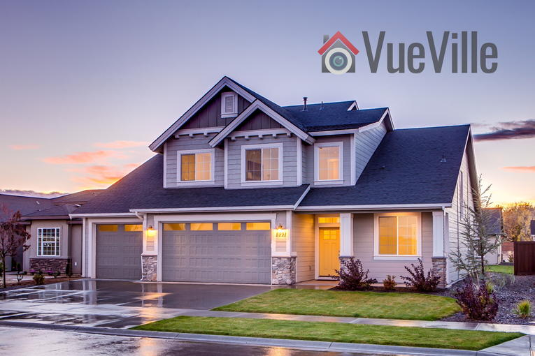 How we built our DIY Home Security Camera System - VueVille