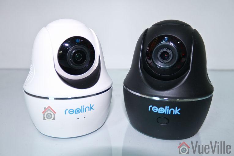 Review - Reolink C2 Pro vs. C1 Pro - Front View - VueVille