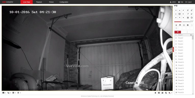 How-to fix Hikvision IP Camera NVR live view not working - VueVille