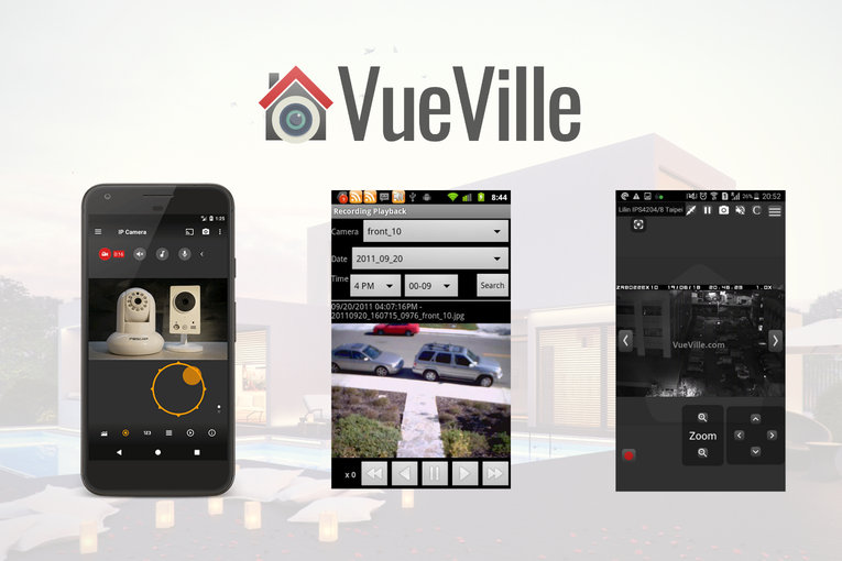 The 3 Best IP Camera Apps for Android Devices - VueVille