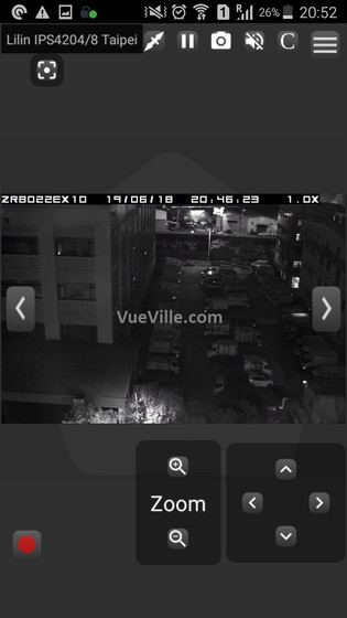 ONVIF IP Camera Monitor (Onvifer)-  VueVille