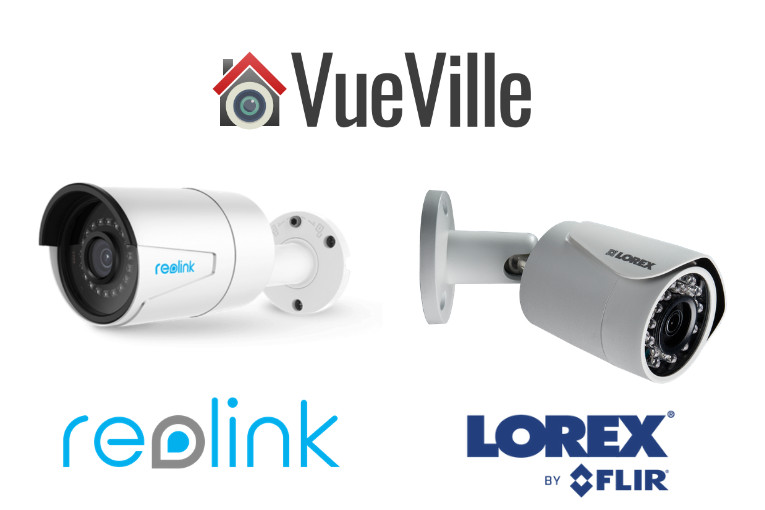 Reolink vs  Lorex - The Most Popular IP Cameras Compared