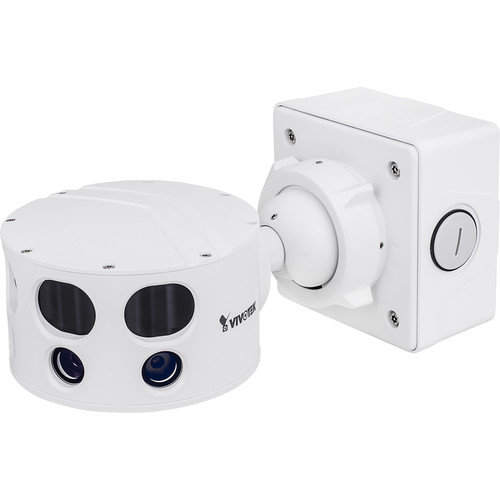 Vivotek MS8391-EV - Best 12MP IP Camera - VueVille