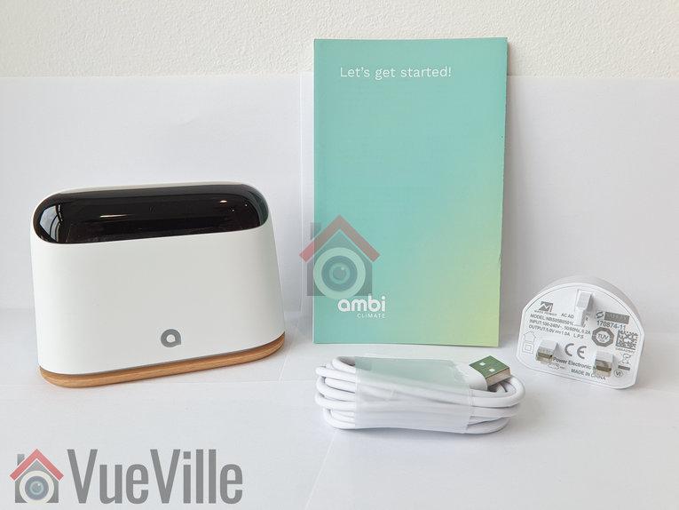 Ambi Climate 2 - Box Contents - VueVille