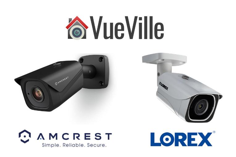 Amcrest vs Lorex - The Most Popular IP Cameras Compared - VueVille