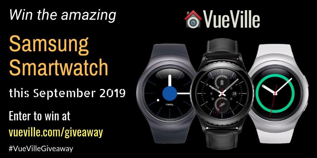 Win Gear S2 Smartwatch SEP 2019 - VueVille