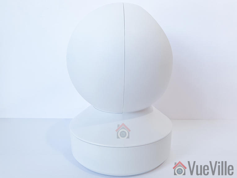 VueVille Review - Reolink E1 Pro PT Indoor Security Camera - Side view 1