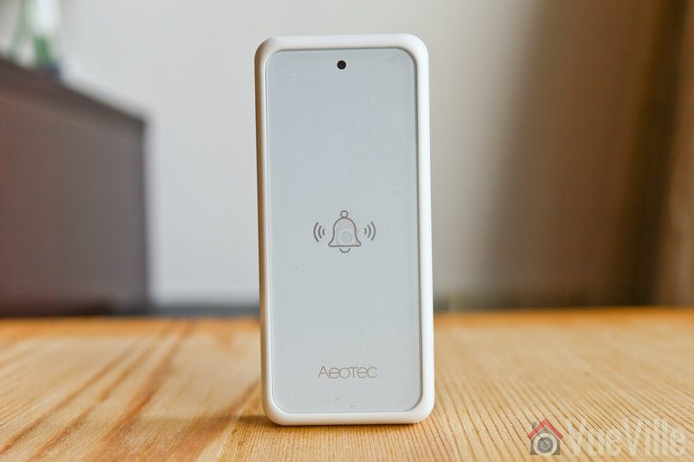 Hands-on Review - Aeotec Doorbell 6 Z-Wave - Bell Button - VueVille