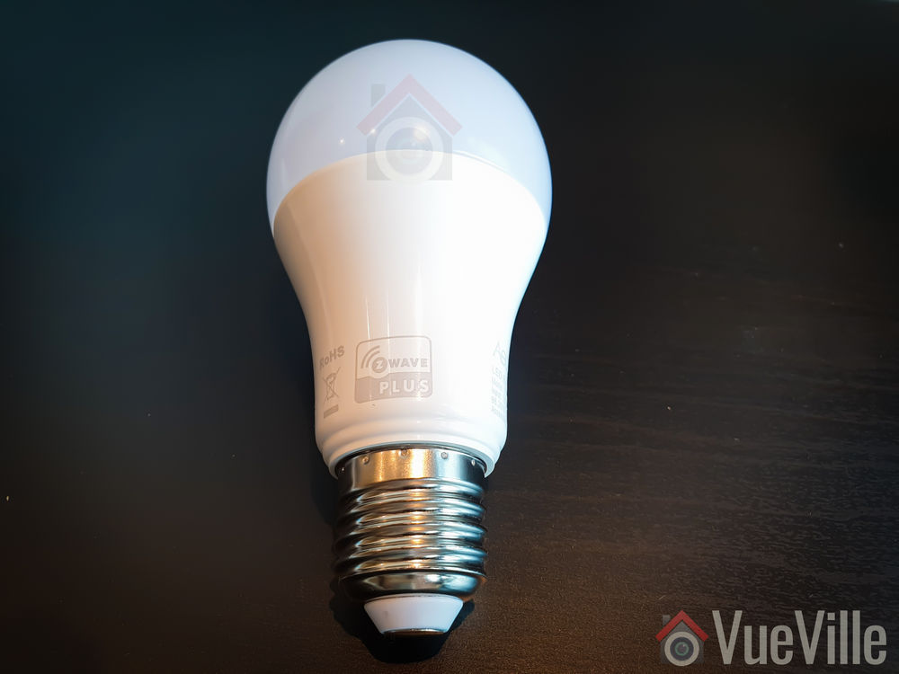 Hands On Review Aeotec Led Bulb 6 Multi Colour Vueville