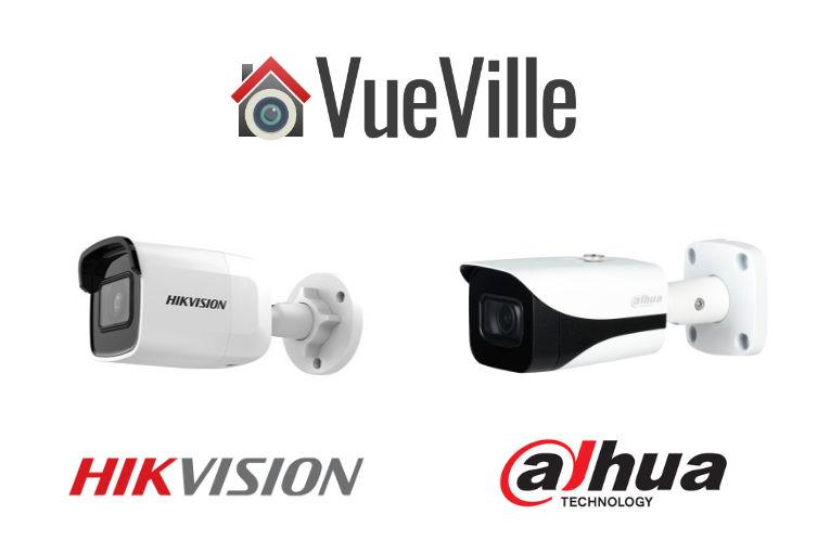 Hikvision vs. Dahua - VueVille