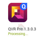 How to install QVR Pro Surveillance App on your QNAP NAS - Step 5 - VueVille