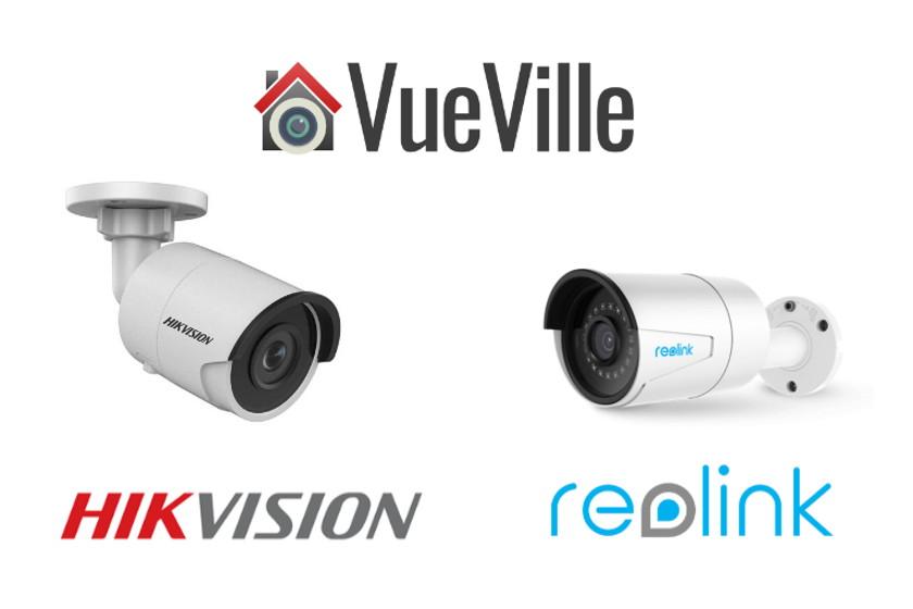 Hikvision vs Reolink - Most Popular IP Cameras Compared - VueVille