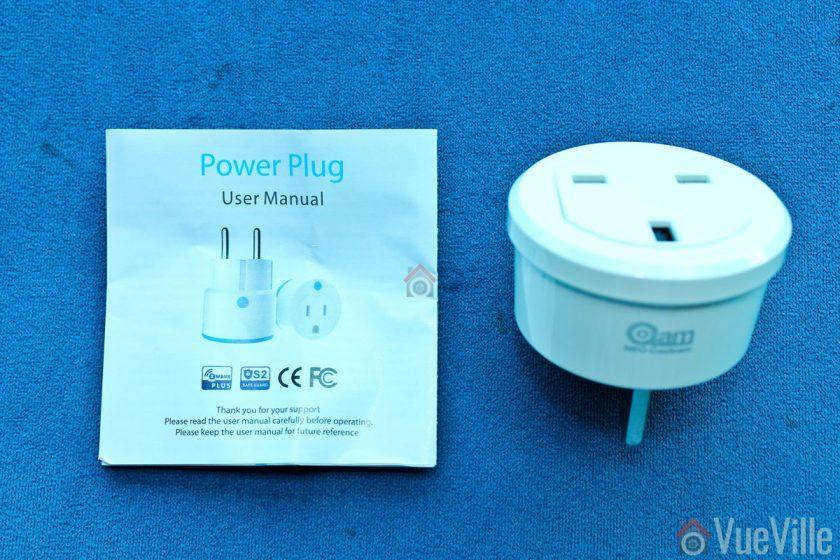 Review - Neo Coolcam Z-Wave Smart Power Plug - Box Contents