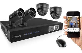 Amcrest Security Cameras and Systems – 2018 Guide