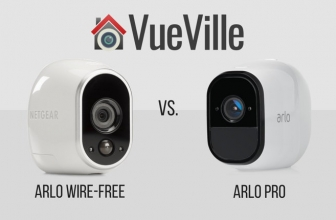 Arlo Pro vs. Arlo HD