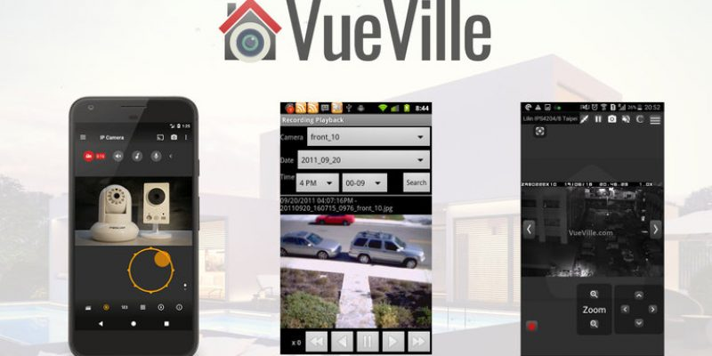 The 3 Best IP Camera Apps for Android Devices
