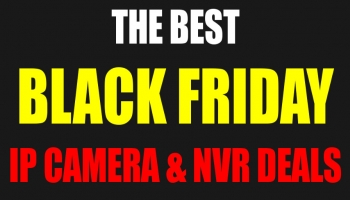 Black Friday 2020 – Home Security Cameras and Home Automation Deals