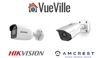 Hikvision vs. Amcrest – The Most Popular IP Cameras Compared