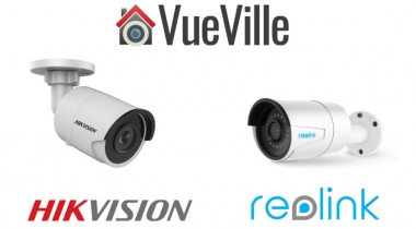 Hikvision vs. Reolink – The Most Popular IP Cameras Compared