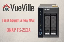 I just bought a new NAS – QNAP TS-253A Quick Review