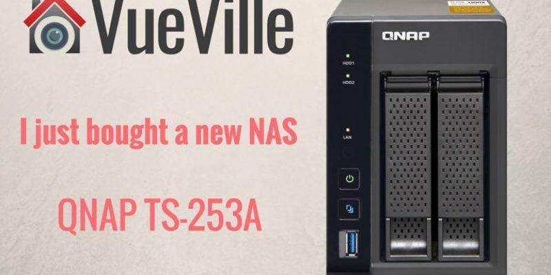 I just bought a new NAS – QNAP TS-253A Quick Review