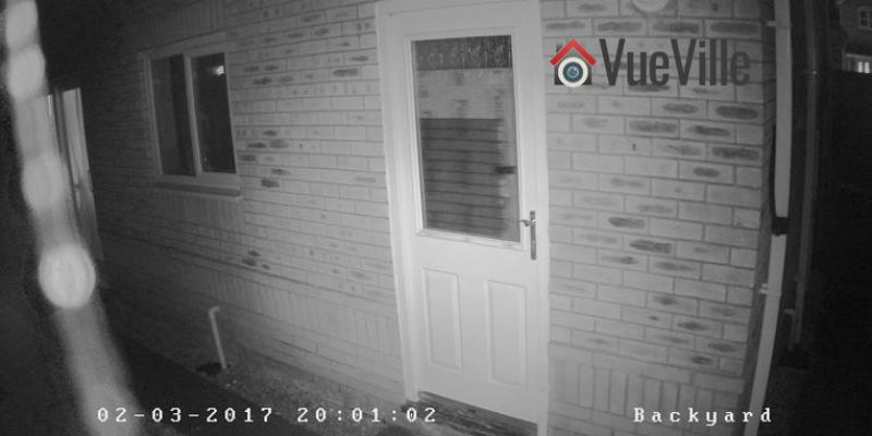 How to keep spider webs off your security camera lens