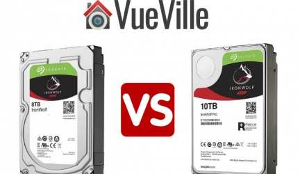 IronWolf vs. IronWolf Pro – NAS Hard Drives Compared