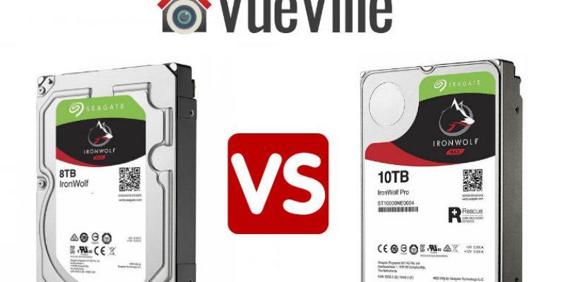 IronWolf vs. IronWolf Pro – NAS Hard Drives Compared