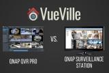 QNAP QVR Pro vs QNAP Surveillance Station – NAS NVR Software Comparison